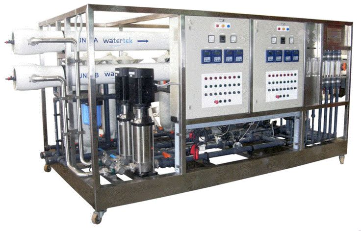 For quality Brackish Water Solutions, visit http://advancedwatertek.com/our-systems/reverse-osmosis-brackish-water/