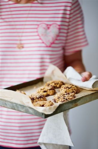 Orange & Cardamom Cookies, Photo by Claire Winfield