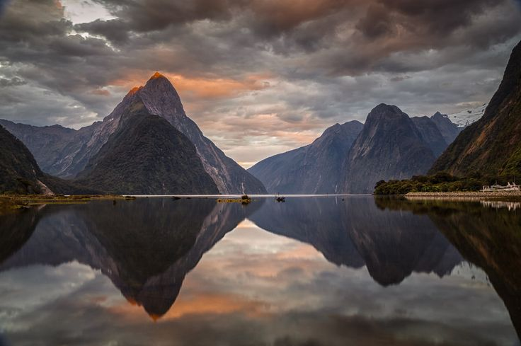 Milford Sound by Ly M  Webb on 500px