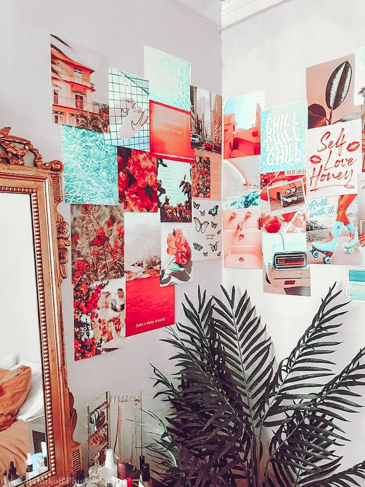 pinterest annahallym in 2020 Picture wall bedroom