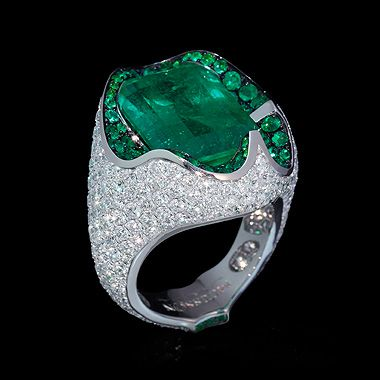 Mousson Atelier. Emerald
