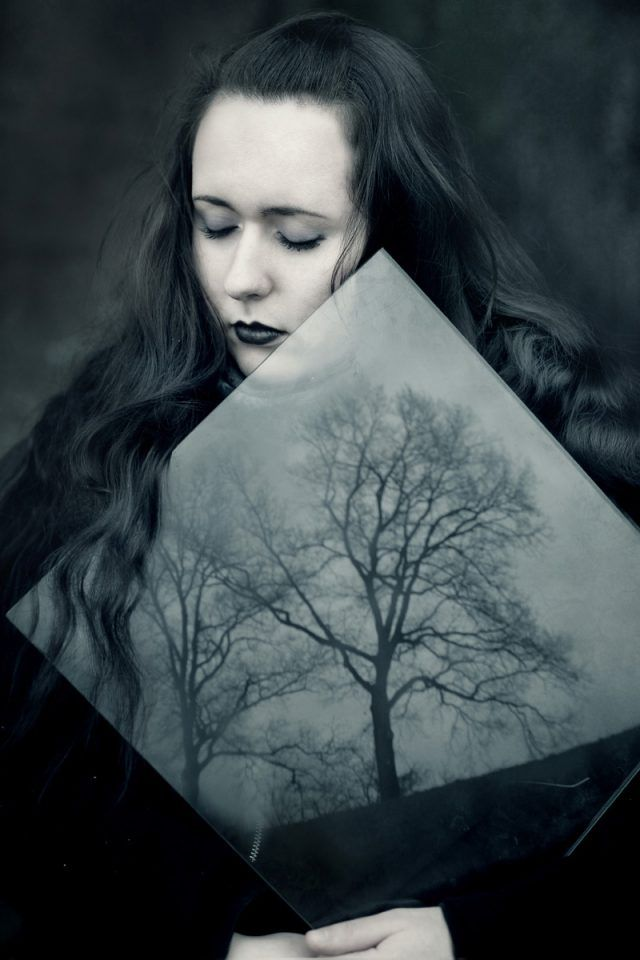 "darkbeautymag: "" Photographer: Wojciech Zwolinski – Cambion Art Model: Joanna Invi – Art of Invi """