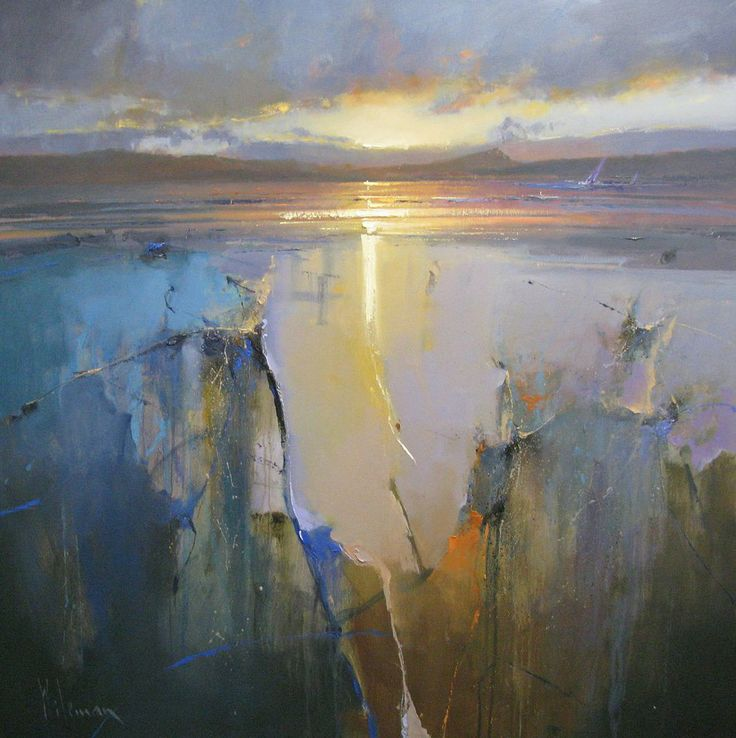 In to the Light Peter Wileman peterwilemanartist.co.uk | ABSTRACT