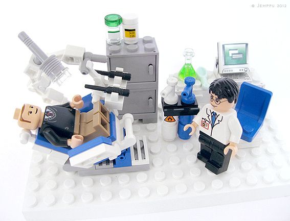 Dentist by Jemppu M, via Flickr
