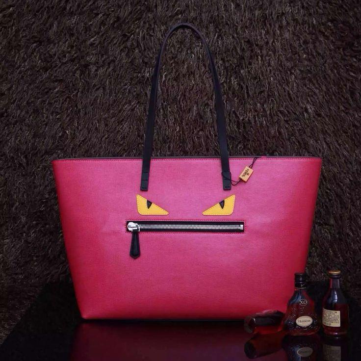 fendi pink bag fendi zucca tote fendi canvas tote bag 2d591a8d2ca4