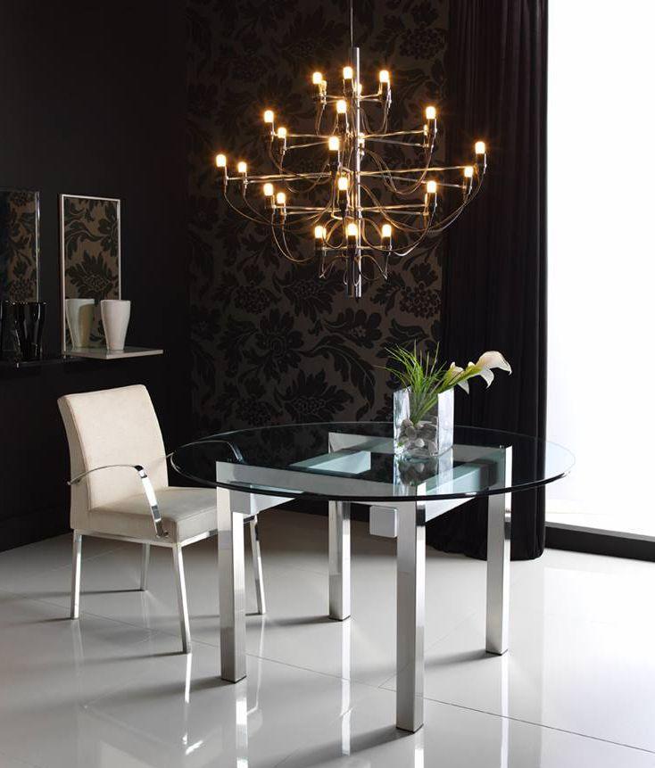 Aquí hay algunas ideas de decoración para tu salón. Una Tapa redonda de Cristal para mesas, que dará un toque moderno y elegante. ¡Cómprala a medida! https://www.cristalamedida.com/vidrio/100/tapas-para-mesas  ✔ Garantía Antirrotura en el Envío!