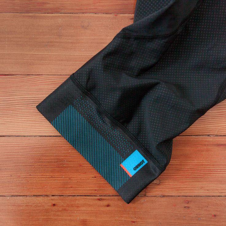 Die Bib Shorts von ORNOT ist eine sehr komfortable Velohose und passt optisch perfekt zur restlichen Designlinie.  Women's Cycling Bib Shorts, Fahrradhose