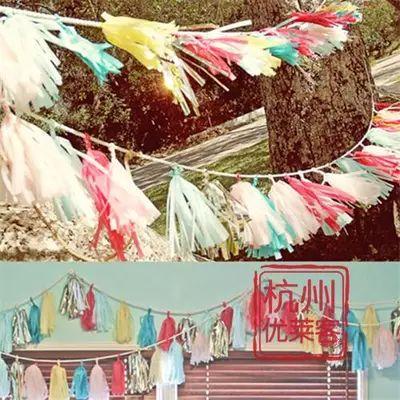 Свадебные принадлежности праздничные принадлежности поток Су Suizai гирлянды подвесной Taobao шар шелк кисточкой garland-