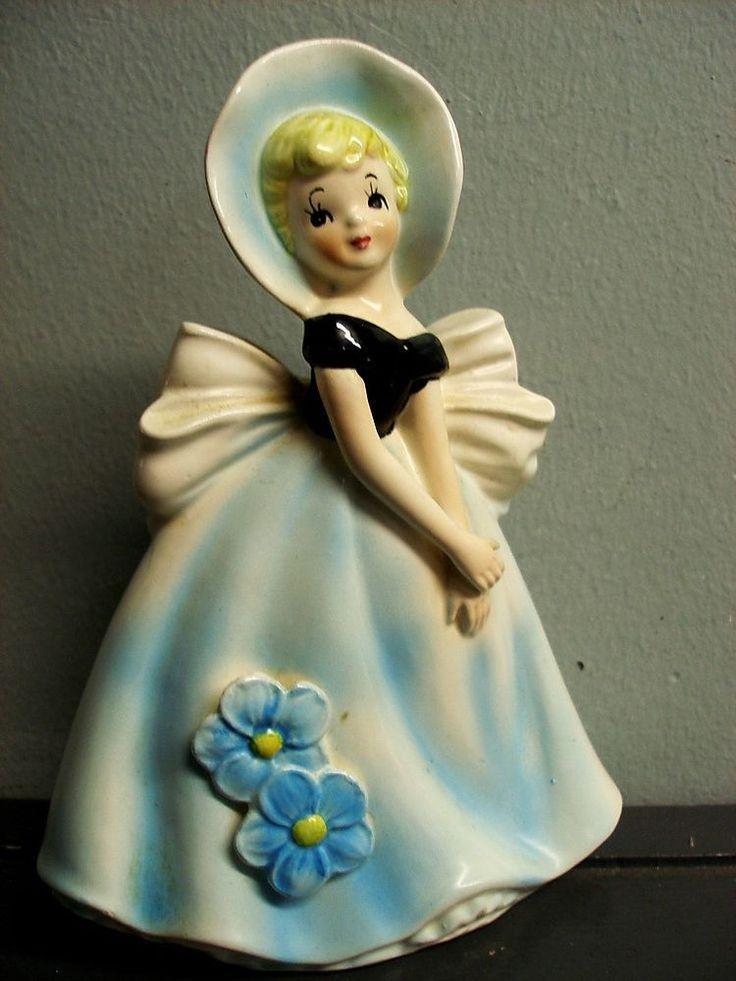17 Best Images About Figurines Kitsch Retro Ceramic Ornaments On Pinterest Reindeer Vintage