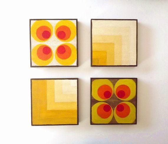 LARGE Original Acrylic Paintings  39.4 100cm. x 39.4 by Lunartics, €175.00