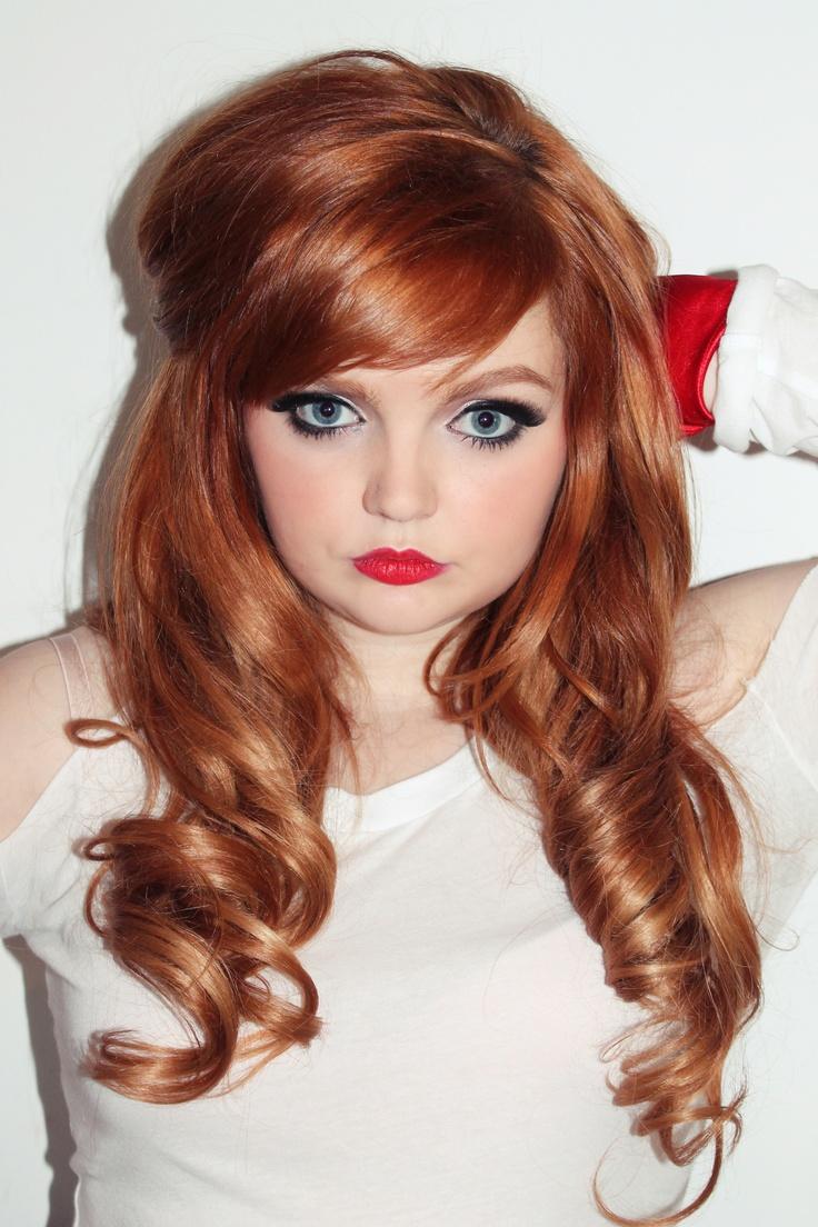 Pretty Disturbia fashion trends doll burlesque model Trends alternative fashion
