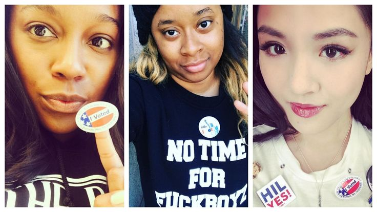 cool 13 female celebrities who voted for Hillary Clinton (including one longtime Republican!)