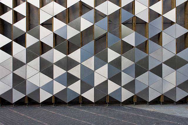 Sarah Wigglesworth Architects - Bermondsey bicicletas Station