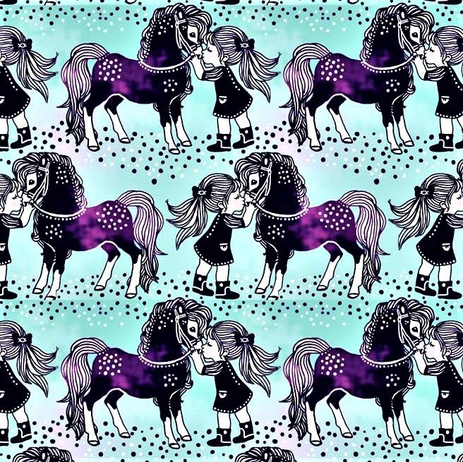 Ponies by Leena Renko