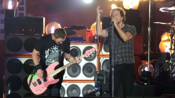 Newswire: Pearl Jam announces 2016 North American tour dates