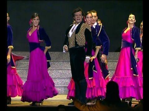Desde La Monumental de las Ventas de Madrid y producido por José Luis Moreno presentamos Antología de la Zarzuela. Elenco: Guadalupe Sánchez, soprano Milagro...