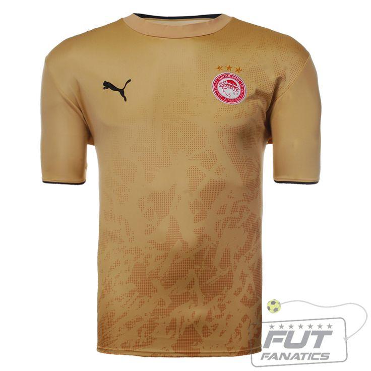 Camisa Puma Olympiakos Third 2007