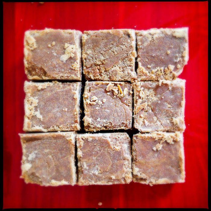 Delicious vanilla fudge, Nigella Lawson style!