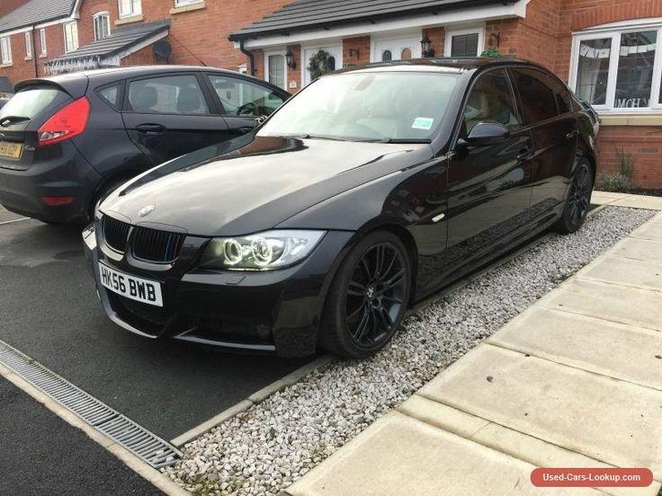 2006 BMW 330D M SPORT AUTO BLACK REMAPPED #bmw #330dmsportauto #forsale #unitedkingdom