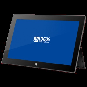 Win a Microsoft Surface with Windows 8 Pro fully loaded with Logos 5!