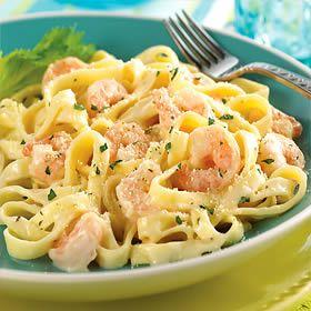 Shrimp Pasta Recipe: Seafood Alfredo, Shrimp Alfredo, Yummy Recipe, Broccoli Fettuccine, Fettuccine Alfredo, Shrimp Pasta Recipe, Shrimp Fettuccine, Favorite Recipe, Delicious Food
