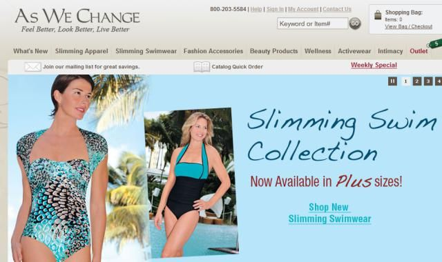 How to Get 26 Different Misses Clothing Catalogs for Free: As We Change Misses Clothing Catalog