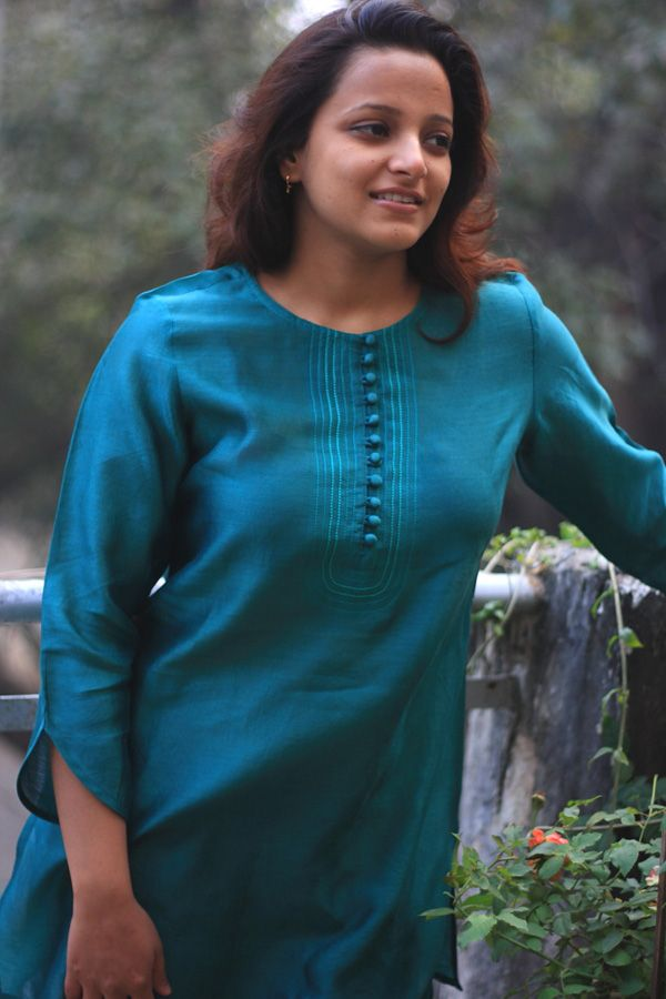 indigenecraft.com | Cotton Patchwork kurta