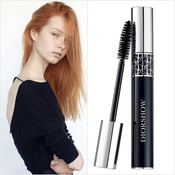Pin for Later: 9 Models verraten ihre Mascara-Lieblinge  Das Model: Grace Simmons Die Modenschau: Ohne Titel Frühjahr/Sommer 2016 Der Mascara: Dior Diorshow Mascara in Braun (34 €)