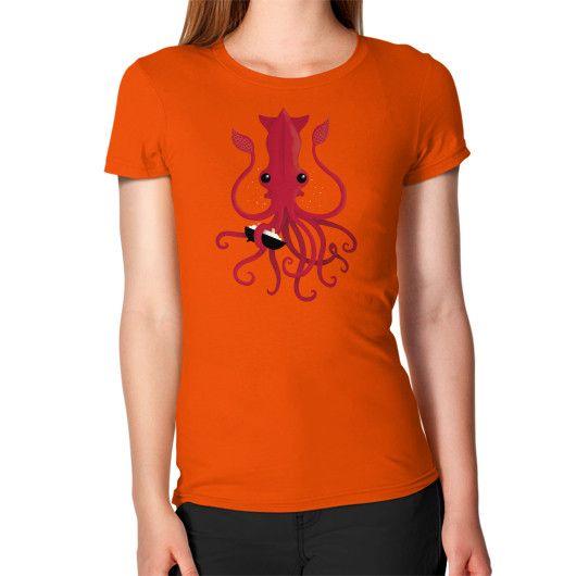 Kraken Attaken Women's T-Shirt