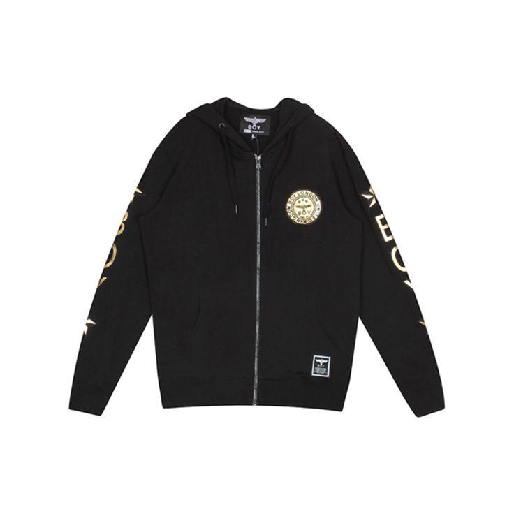 Amazon.co.jp: BOY LONDON ボーイロンドン [正規品] パーカー、アウター、ファッショントレーナー、ジャージー ブラック G-dragon・BIGBANG・EXO・BOYLONDON [B33TC05U89]: 服&ファッション小物通販
