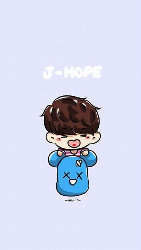 BTS / J-Hope / Wallpaper