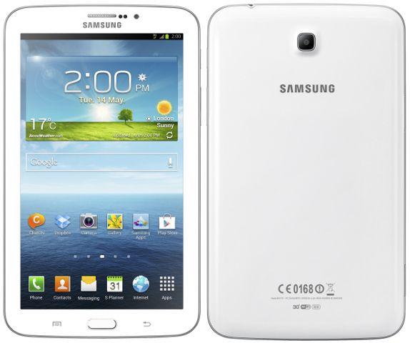 Samsung Galaxy Tab 3 Announced