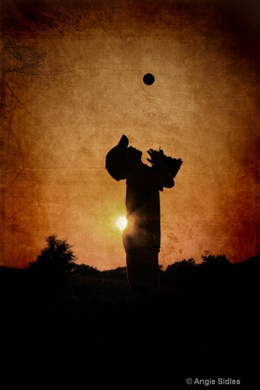 Vintage Baseball picture idea. LOVE THIS!  SHOW TO KELSEY MCMILLAN
