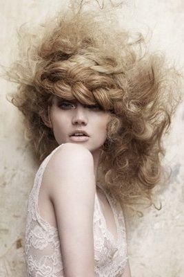 Big and Beautiful Hair trend fall / winter 2016 - Fashionchick