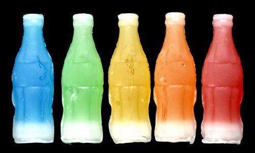 Wax Bottle Candy