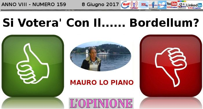 Si Voterà Con Il....... Bordellum? Lo Piano- Saint Red