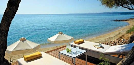 Afitis Boutique Hotel, Afitos, Kassandra Peninsula, Classic Collection Holidays #Greece