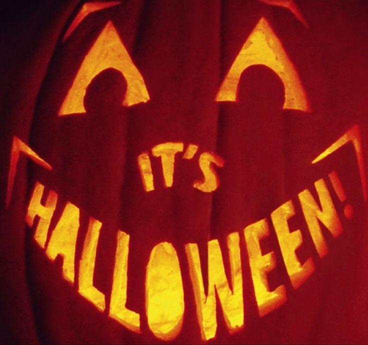 Halloween pumpkin image via www.Facebook.com/PositivityToolbox