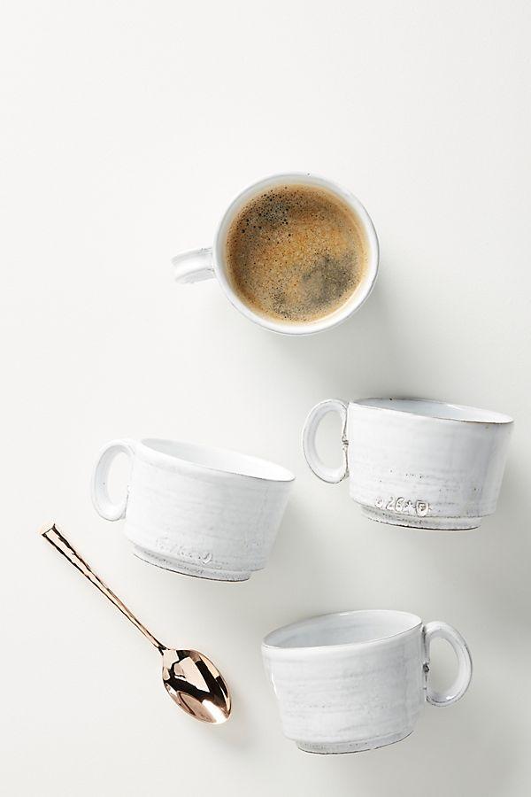 glenna mugs set of 4 products kitchen mugs set mugs rh pinterest com