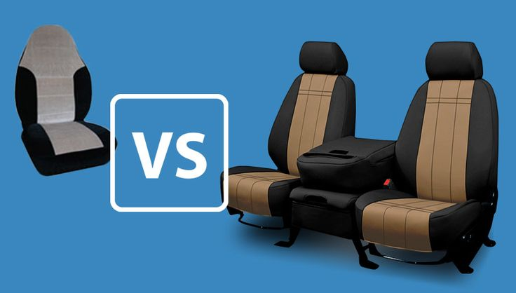 Universal or Custom Seat Covers? How to Decide