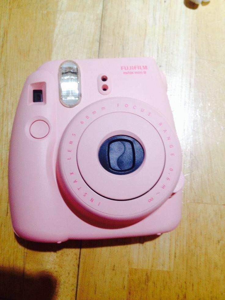 Just got my new Polaroid camera!