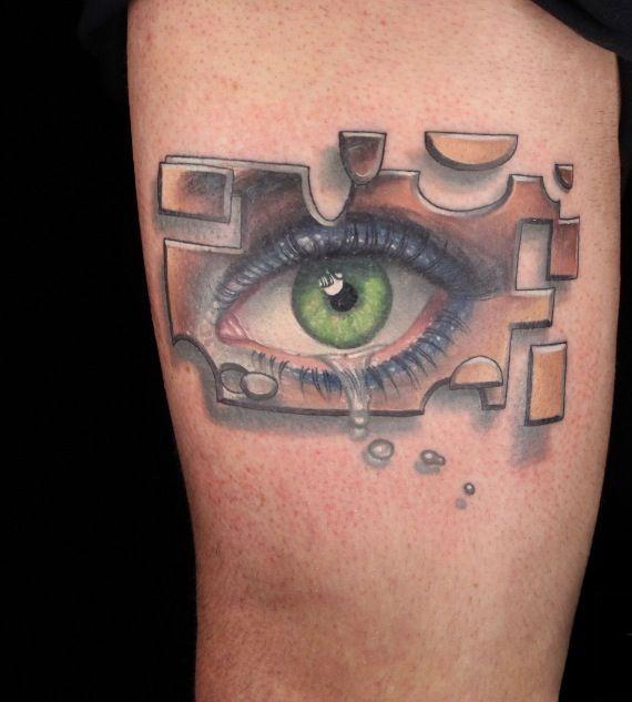 halo ink master eyeball tattoo ink master season 4 pinterest ink master tattoo and body art. Black Bedroom Furniture Sets. Home Design Ideas