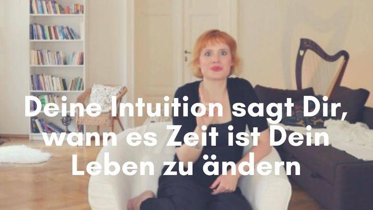 DEINE INTUITION SAGT DIR WANN DU HANDELN MUSST - Beyond with Anne