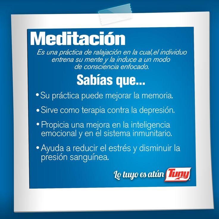 Conoce los beneficios que puede hacer por ti la #meditación , atrévete a practicarlo y verás los resultados.   #healthylifestyle