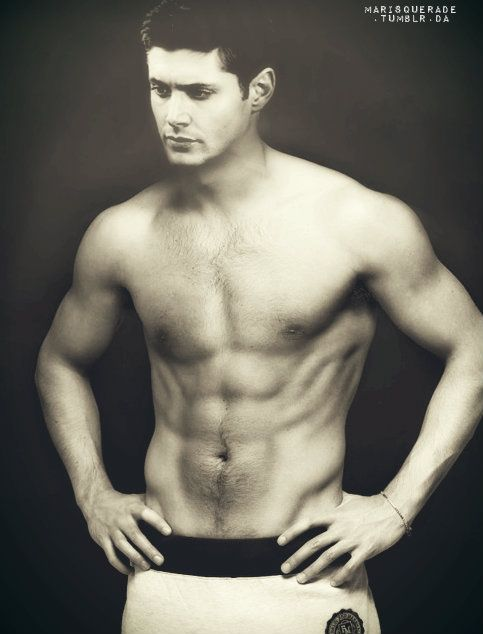 Jensen Ackles Fat 4