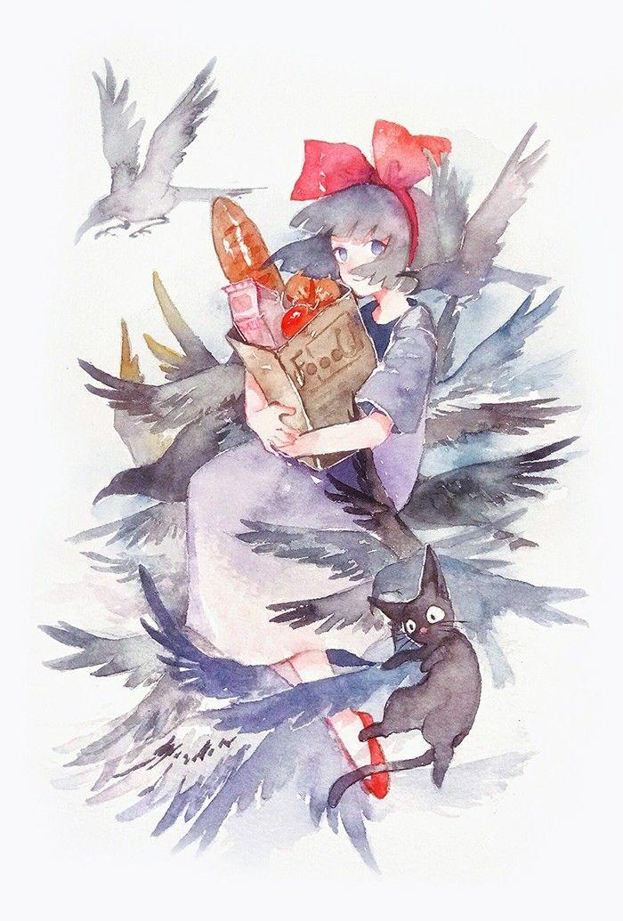 Miyazaki おしゃれまとめの人気アイデア Pinterest Rilee Belnap ジブリ イラスト ジブリ イラスト かわいい イラスト