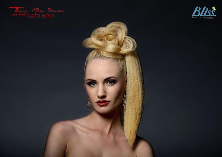 hair design #hair #photography #ideas photo by #Tuam Photo Studio  Model Simona
