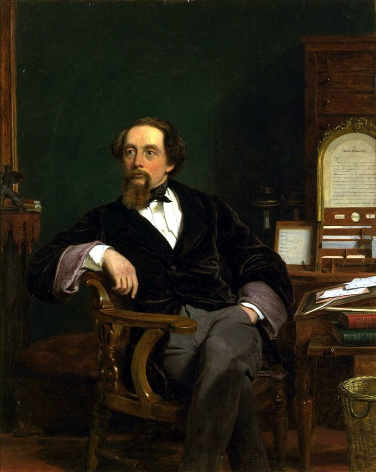 Charles Dickens penned 'A Christmas Carol' in 1843. Thanks Chuck! CHEERS!