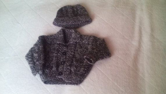 Check out this item in my Etsy shop https://www.etsy.com/uk/listing/214491207/lirsh-boy-sweater-hat-3-6-monthsirish