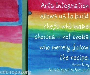 arts to education